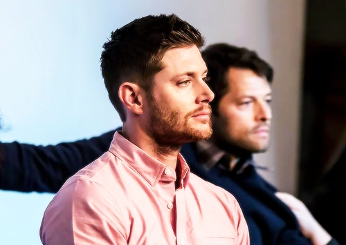 Jensen (and Misha-man)