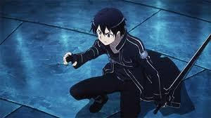 Kirito from SAO Despite what anda might think of him. anda got to admit he looks fun to cosplay as.