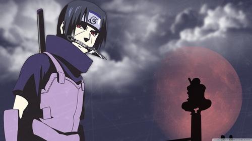 Itachi Uchiha (Naruto Shippuden) isnt it a bit tooooo much for u to handle............????..................he he he he he he