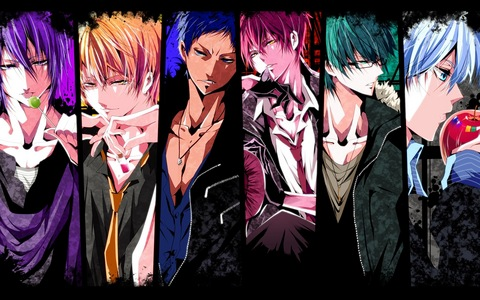 Now just let me go through my দেওয়ালপত্র area rand- Well then. That was a selection to make. Kuroko no Basket