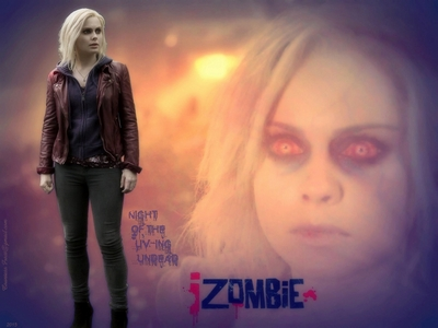 I've been working on 'Night of the Liv-ing Undead' for a while, and just finished making it today. It's of Liv Moore from the TV প্রদর্শনী 'iZombie'.