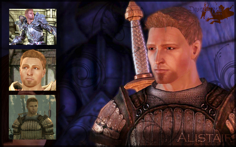 My obsession with Dragon Age is off the charts...