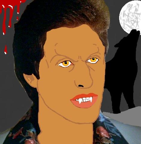 My vampire buddy :)