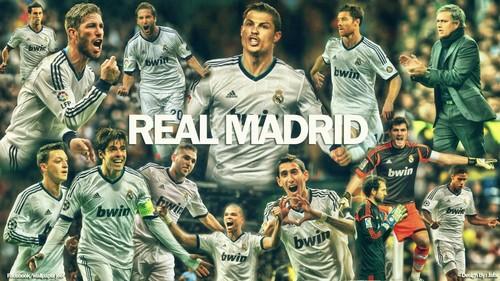 I hala Madrid ^^