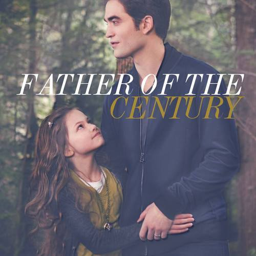 who's the sexiest vampire daddy ever?Edward Cullen,that's who,played da my sexy British babe<3