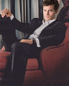 Jamie Dornan,who comes from Ireland<3