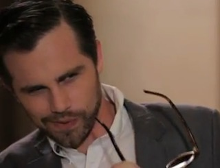 Rider Strong with a stubble :)