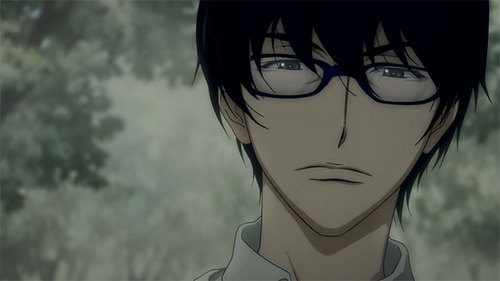 Zankyou no Terror - and that guy's name is Nine