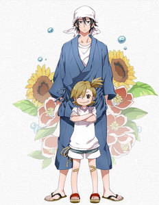Barakamon ....... The Best Slice Of Life Anime. Anohana. Angel Beats. Fruits Basket. Best tunjuk That I Recommend