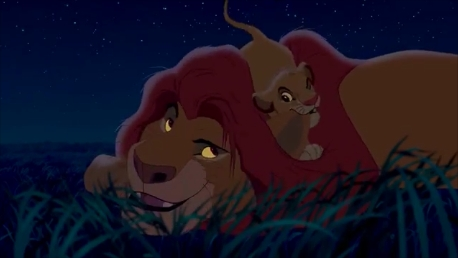 The Lion King is my all time inayopendelewa Disney film and still is. I seen it since the summer of '94 when I was 10. I was a huge shabiki of it. I also like Aladin but not as much as The Lion King. The Lion King is the best Disney movie, since I upendo lions.