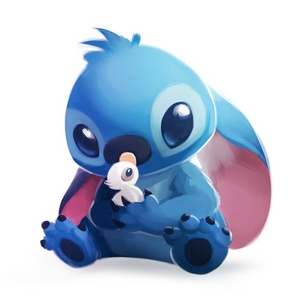 Stitch~ ♥