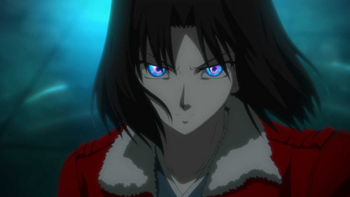 I have way too many to name dream. Let me think of a character I haven't 投稿されました before. Ryougi Shiki from Kara no Kyoukai