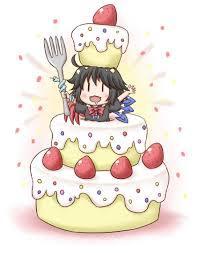Happy early birthday.