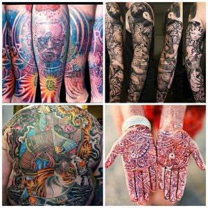 Tattoo art anyone?