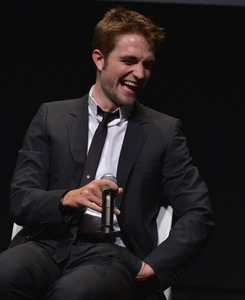 my gorgeous babe laughing.How I cinta his cute British laugh<3