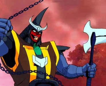 Anubis from Ronin Warriors