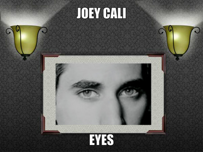 Joey's gorgeous eyes <33333333333
