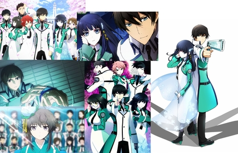 oO!! i amor Ouran High school but my favorito is : the irregular at magic high school