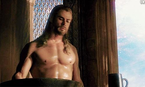 Chris H. shirtless<3