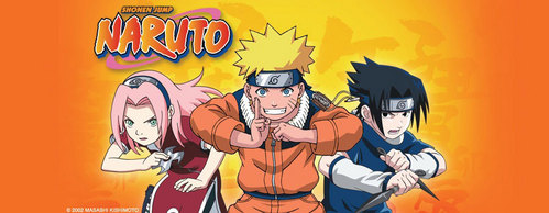 Naruto (the first part) was my very first anime that I didn't even know was anime! ♡