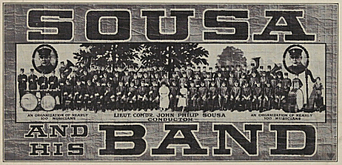 The Sousa Band. Oh wait... you meant 1990's... not 1890's...