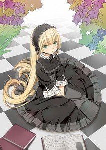 Victorique from Gosick