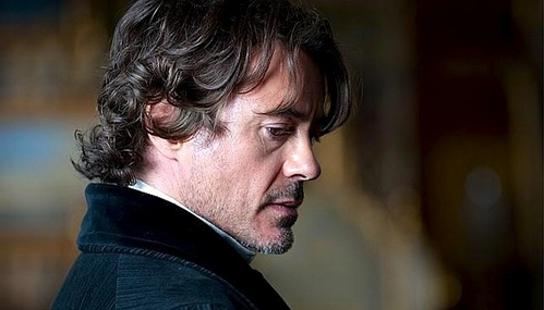 RDJ from the side<3
