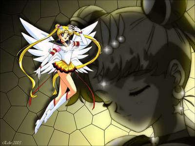 Sailor moon's last transformation moon eternal form