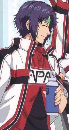 Seiichi Yukimura in Prince of Tennis