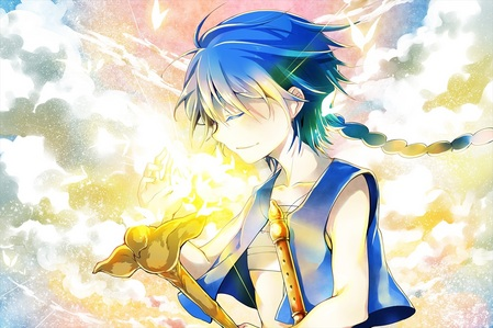 Aladdin from Magi