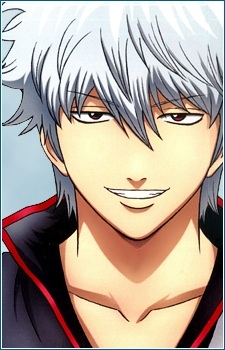 Sakata Gintoki! ^-^ He is the definition of perfection itself! <3