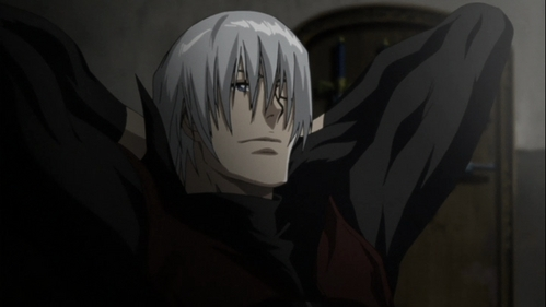 Dante - Devil May Cry (anime). Okay he's mostly known for the DMC series but he had a stint in the Аниме world.