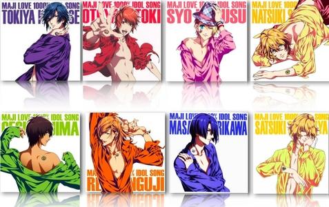 Uta No Prince-Sama Maji 1000% I Cinta This Anime & This Song In Every Episode Make anda Excited!