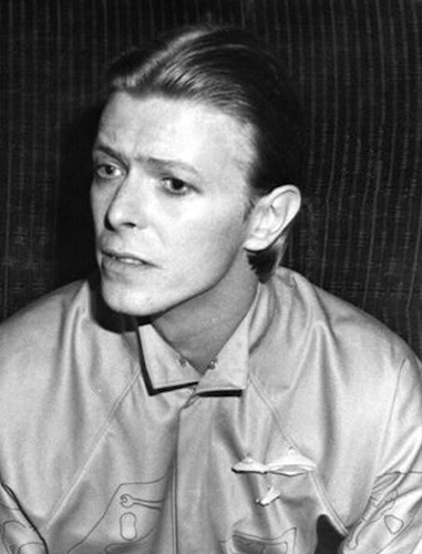 Bowie cutie <3
