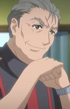 Kuraudo Ooishi from Higurashi no Naku Koro ni's voice fits into that category (plus it makes me think of fried beras xD)