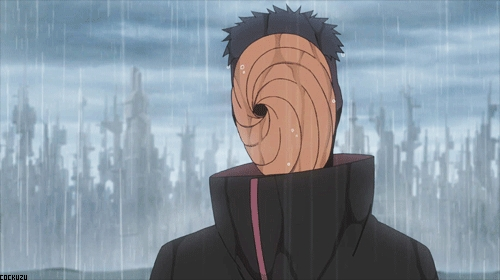Tobi! I've loved him from beginning to the very end! ^_^ Itachi would be second~ ♡