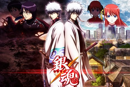 Gintama: The Final Chapter - Be Forever Yorozuya!!! ^-^ (a.k.a: one of the BEST anime movie EVER CREATED) <3