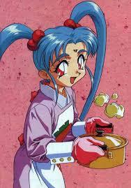 I had a big crush on Sasami from the Tenchi anime when I was a kid.