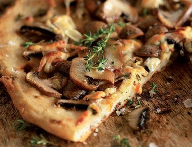 am i the only one who likes mushrooms?~ also cheese and vegetables bbq chicken bife pizza