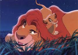 Simba and Mufasa (I can&#39;t decide between the two >_<)