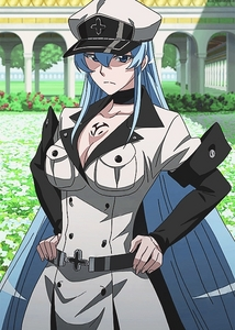 The one and only Esdeath <3