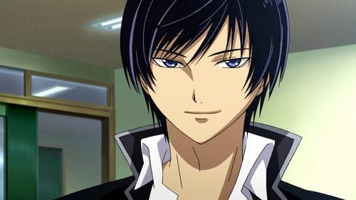 Ogami Rei from Code Breaker!~