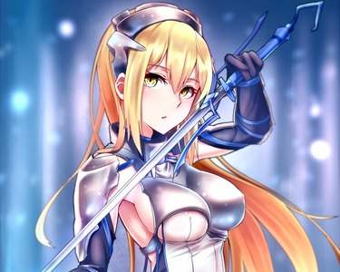 """Ais Wallenstein from """"Is it wrong to pick up girls in a dungeon?"""" Would be one."""