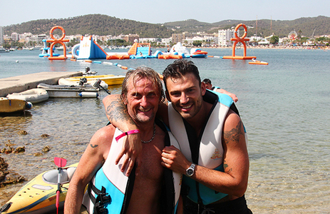 Jake in Ibiza