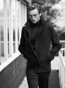 Douglas in glasses<3