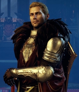 Cullen from DA: Inquisition. Dang son.