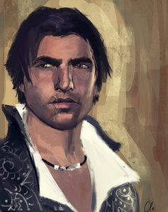 Ezio Auditore from Assassin's Creed