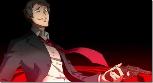 WARNING: SPOILERS FOR THOSE WHO HAVE NOT PLAYED PERSONA 4! Tohru Adachi