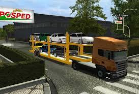 Car Transport Simulator. lol Also, that other game that uses diesel.ogg.
