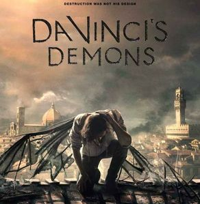 I am upset that Da Vinci's Demons is only going to have three seasons.